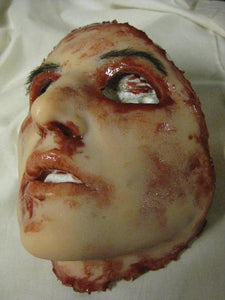 Brittany - Silicone Skinned Horror Face Mask