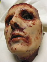 Load image into Gallery viewer, Rachelle - Silicone Skinned Horror Face Mask