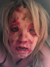 Load image into Gallery viewer, Joanna - Silicone Skinned Horror Face Mask