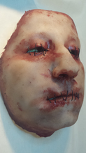 Load image into Gallery viewer, Sewn Mouth / Eyes option for Face Masks (Must purchase with a mask)