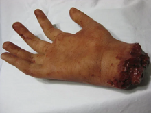 Load image into Gallery viewer, Clara - Severed Silicone Hand Prop