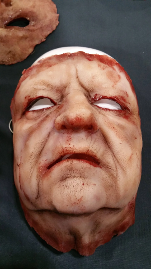 Loretta - Silicone Skinned Horror Face Mask