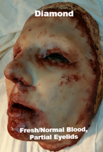 Load image into Gallery viewer, Diamond - Silicone Skinned Horror Face Mask