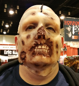 Zombie Rachelle - Silicone Face Mask