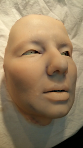 Diamond - Silicone Skinned Horror Face Mask