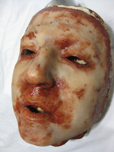Load image into Gallery viewer, Elizabeth - Silicone Skinned Horror Face Mask