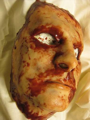 DeHumanVIII - Silicone Skinned Horror Face Mask