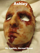 Load image into Gallery viewer, Ashley - Silicone Skinned Horror Face Mask