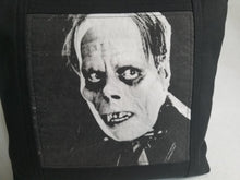 Load image into Gallery viewer, The Mummy / Phantom of the Opera Vintage Horror Tote Bag