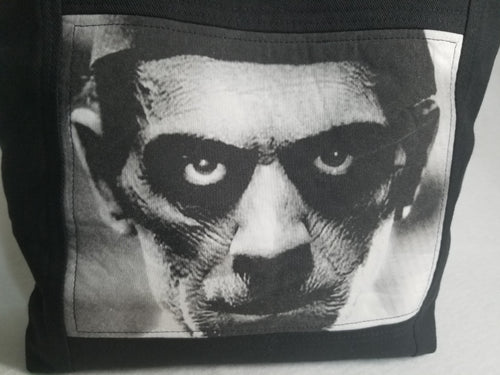 The Mummy / Phantom of the Opera Vintage Horror Tote Bag