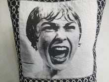 Load image into Gallery viewer, Psycho Vintage Horror Tote Bag