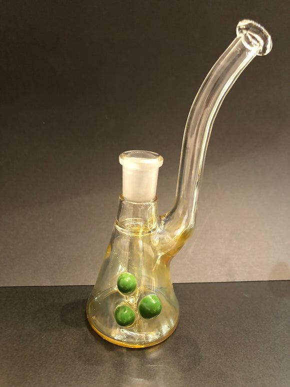 Beaker (Green Dot Accents)