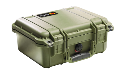 Pelican 1200 Case (Green)