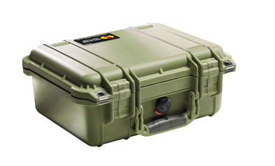 Pelican Case - 1400 (OD Green)