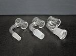 DC Glass Quartz Bangers