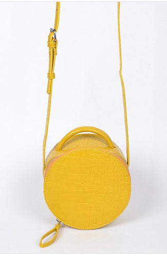 Oval love purse