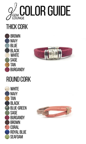 Gem Lounge Jewelry Color Guide