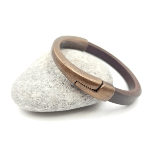 Brown Copper Cuff