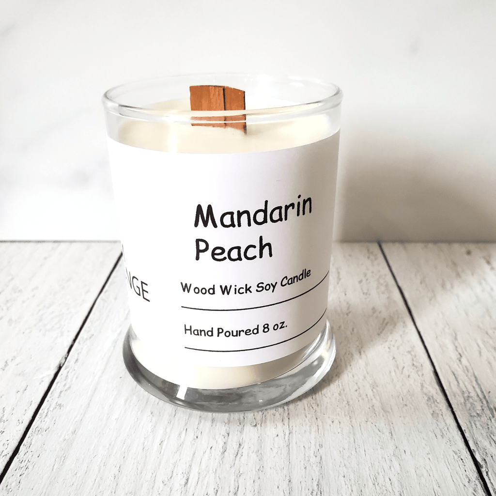 Candle, Mandarin Peach
