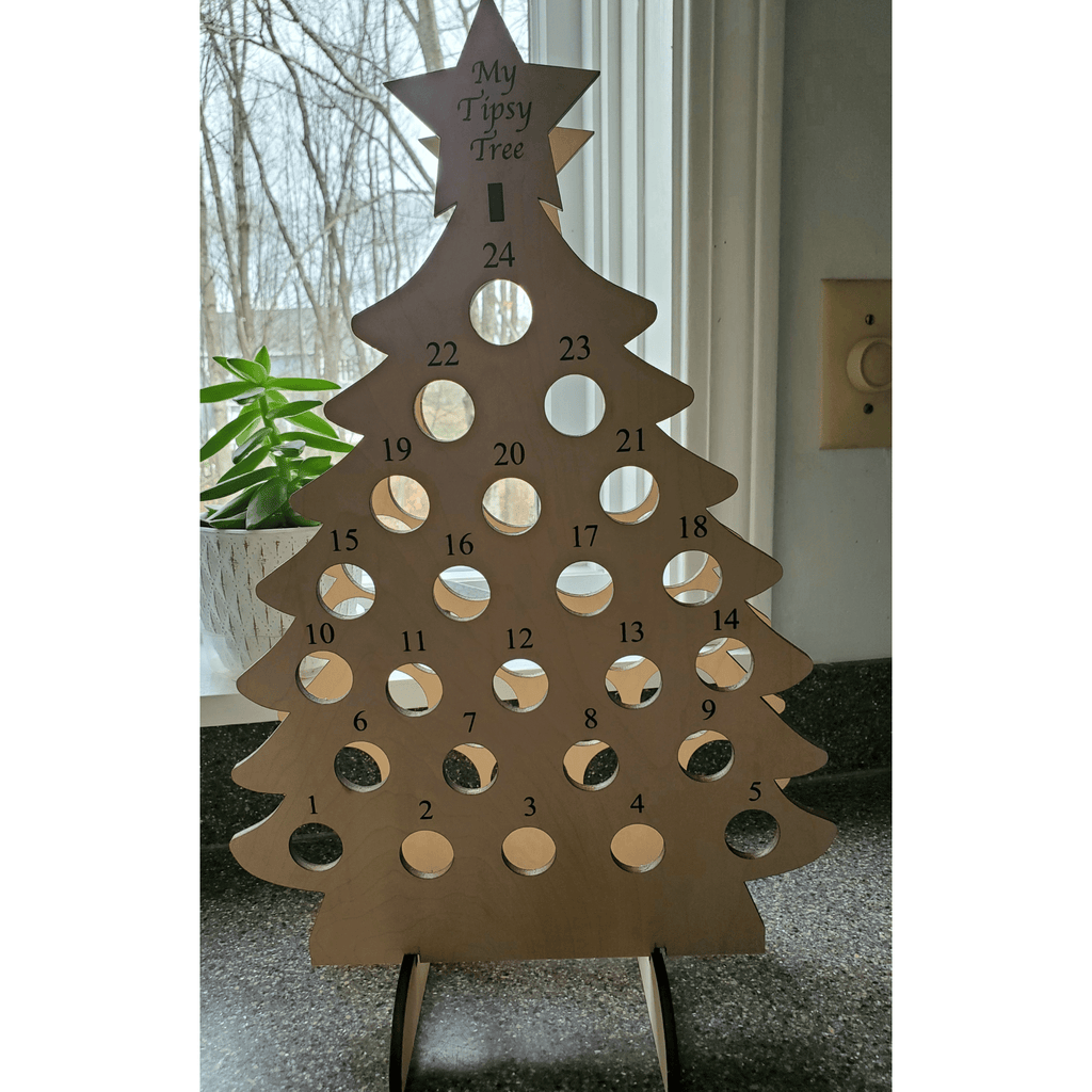 Tipsy Tree Advent Calendar