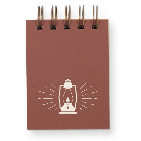 Lantern Mini Notepad