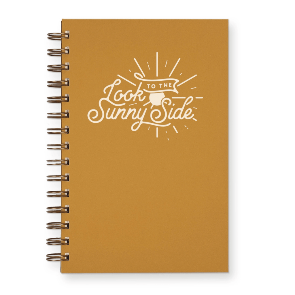 Sunny Side Weekly Planner Notebook