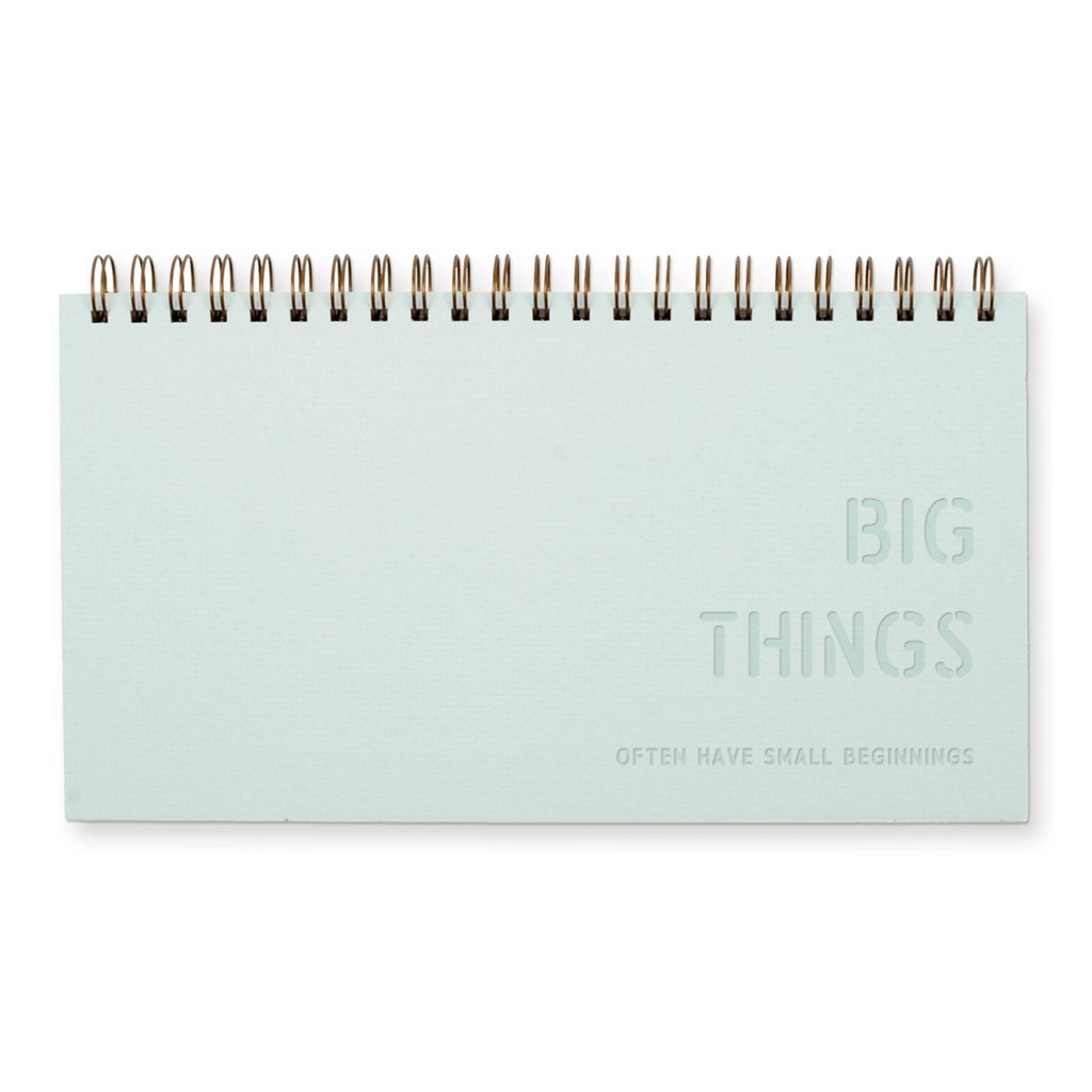 Big Things Weekly Planner