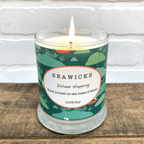 Candle, Island Hopper, Seawicks, 9oz