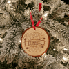 Covid Inspired Holiday Ornaments