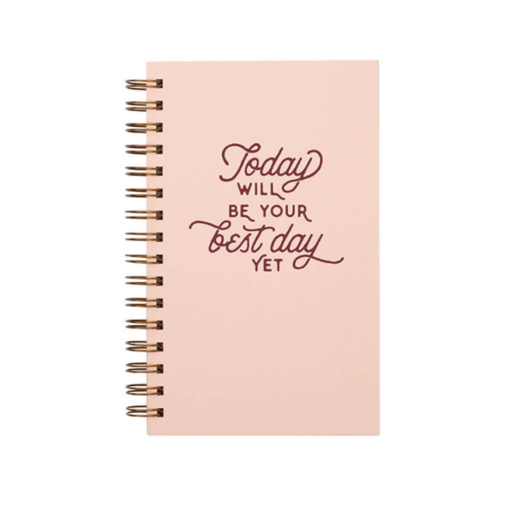 Weekly Planner Journal- Best Day