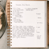 Cookbook, Family Favorite Recipe Book