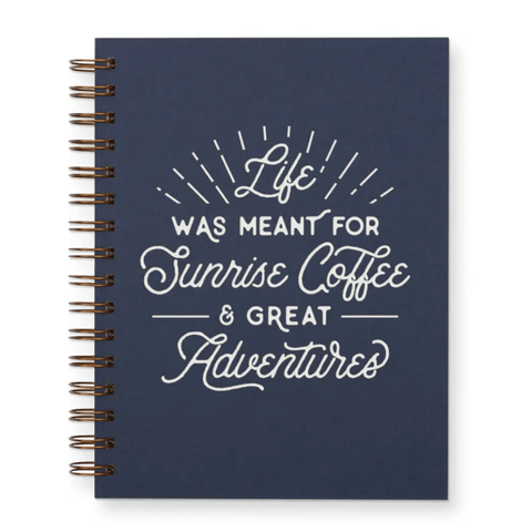Journal- Sunrise Coffee