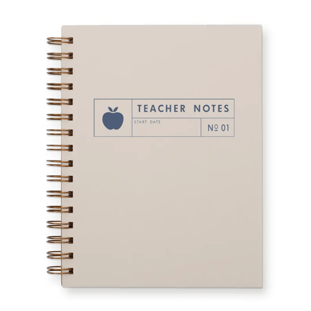 Teacher Journal- Lined