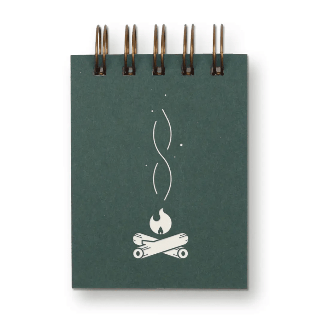 Mini Notepad-Campfire