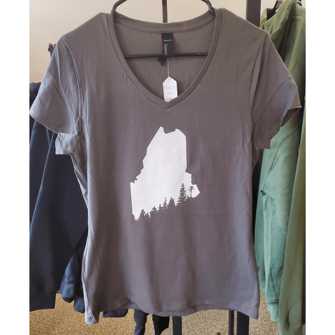 Maine Tree Women's Tee
