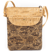 Snake Print Crossbody Messenger Bag