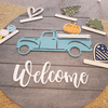 Customizable 3D Holiday Truck Sign Workshop: Sunday, 3/22 @ Noon