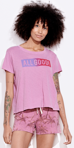 All Good Vintage Tee-Sea Biscuit Del Mar