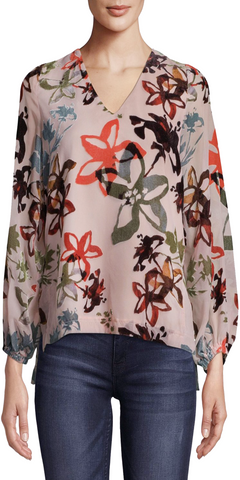 Autumn Dream Penelope Top-Sea Biscuit Del Mar
