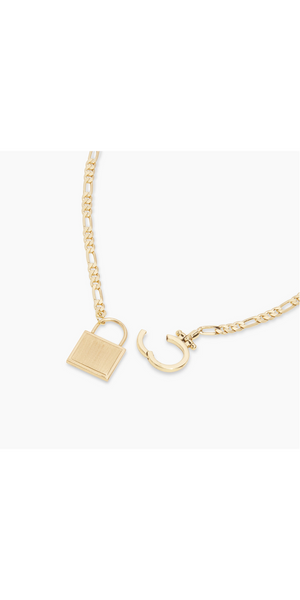 Charlie Necklace-Sea Biscuit Del Mar