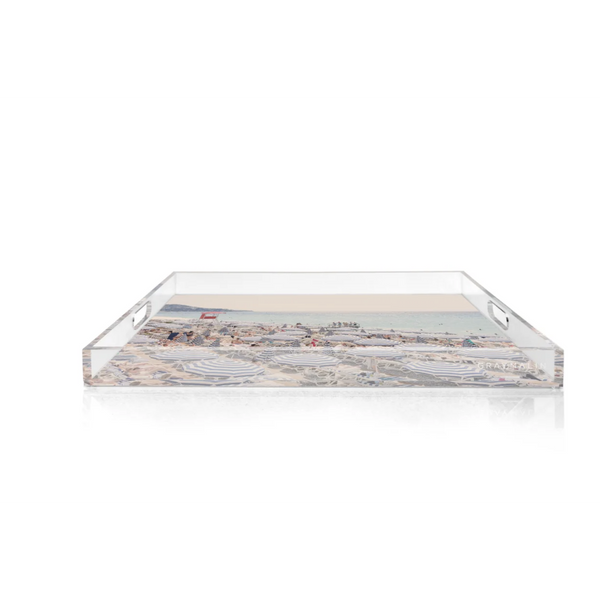 French Riviera Tray-Sea Biscuit Del Mar
