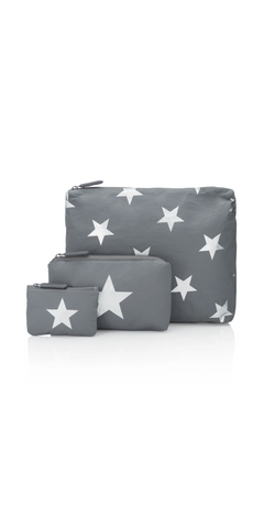 GREY STAR Pack - Set of Three-Sea Biscuit Del Mar