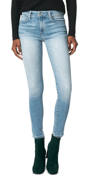 Icon Ankle - Mid Rise Skinny Ankle - Dita-Sea Biscuit Del Mar
