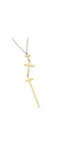Kassidy Lariat Necklace-Sea Biscuit Del Mar