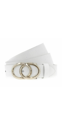 Lola Gold Belt-Sea Biscuit Del Mar