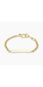 Lou Tag Bracelet-Sea Biscuit Del Mar