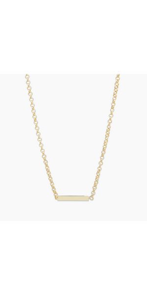Lou Tag Necklace-Sea Biscuit Del Mar