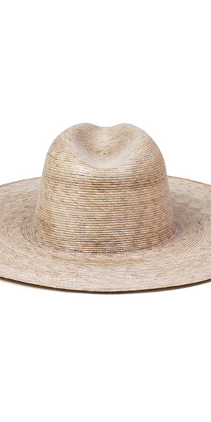 Palma Wide Fedora Hat-Sea Biscuit Del Mar