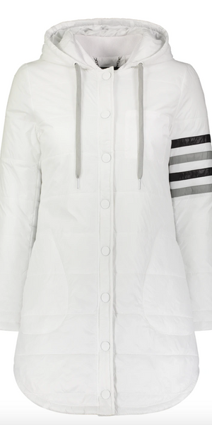 Quilted Sport Jacket-Sea Biscuit Del Mar