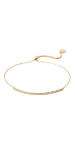 Shimmer Adjustable Bracelet-Sea Biscuit Del Mar